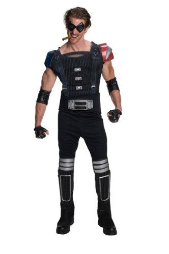 DC Comics DCコミックス ウォッチマン マッスル コスチューム Watchmen Muscle Chest Comedian Costume