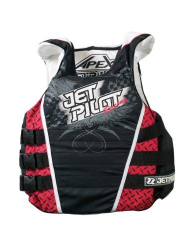 JetPilot アペックス・サイド・エントリー・ベスト レッド Apex Side Entry Vest