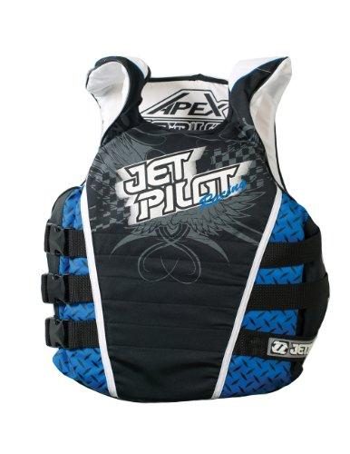 JetPilot アペックス・サイド・エントリー・ベスト ブルー Apex Side Entry Vest
