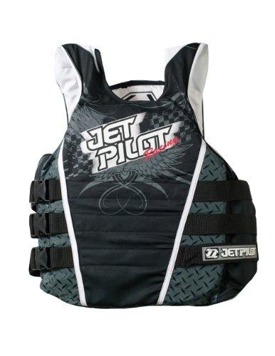 JetPilot アペックス・サイド・エントリー・ベスト ブラック Apex Side Entry Vest