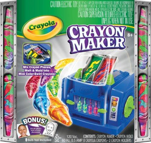 Crayola Crayon Maker クレヨンメーカー with Story Studio ストーリースタジオ