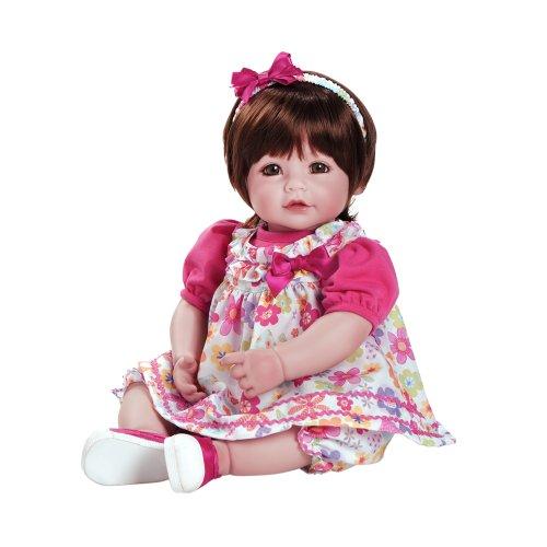 Adora アドラ ベビードール 赤ちゃん 人形 ラブ&ジョイ Love and Joy Brown Hair with Brown Eyes 20インチ Baby Doll