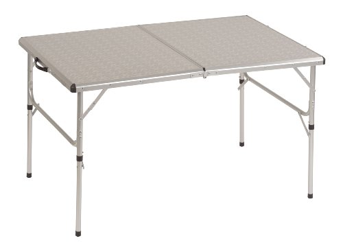 Coleman コールマン パックアウェイ Table テーブル Pack-Away Folding Pack-Away コールマン Table, SOLT AND PEPPER:715c27db --- data.gd.no