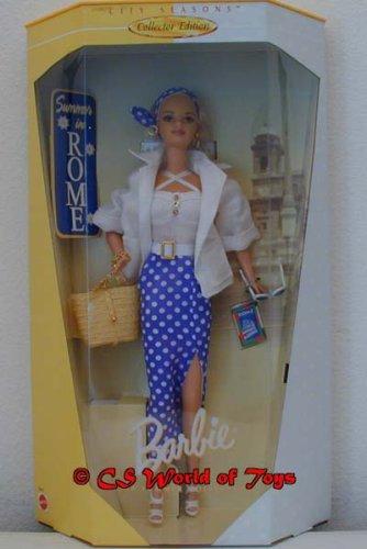 高級感 Barbie バービー フィギュア サマー Rome・イン・ローマ ビンテージモデル Summer in ビンテージモデル in Rome Barbie, フクシマシ:0578dd65 --- bungsu.net