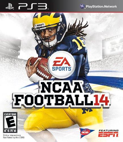 NCAA フットボール Football 14 - Playstation 3 北米版