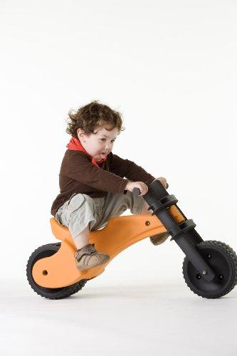 YBIKE Balance Bike バランスバイク オレンジ (Orange)