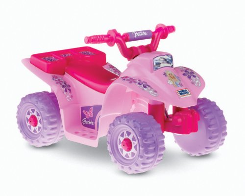 Power Wheels パワーホイール バービー Barbie Lil' Quad