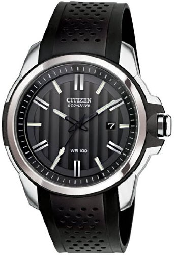 """Citizen Men""""s シチズン メンズ 腕時計 エコドライブ AW1150-07E Drive from Citizen Eco-Drive AR 2.0 Stainless Steel Watch"""