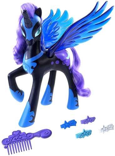 My Little Pony マイリトルポニー ナイトメア ムーン フィギュア Nightmare Moon 8インチ Figure SDCC 2013