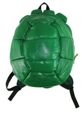 bioworld TMNT ティーンエイジ ミュータントニンジャタートルズ バックパック リュック Teenage Mutant Ninja Turtles Turtle Shell Backpack With 4 Masks