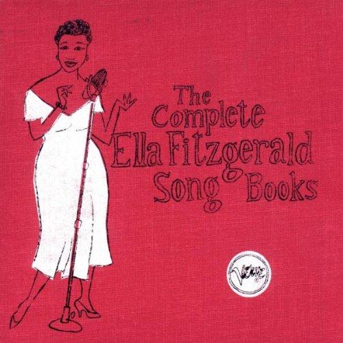 エラ・フィッツジェラルド コンプリート ソングブックス CDボックス 16枚セット 輸入版 Comp. Songbooks (16 Cds)