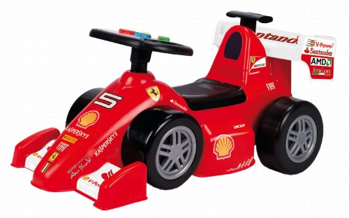 Famosa F1 フェラーリ Ferrari Foot to Floor