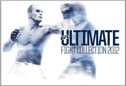 UFC アルティメット・ファイティング・チャンピオンシップ Ultimate Fight Collection 2012年 20枚DVDセット 北米版