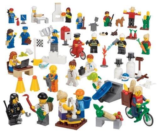 LEGO Education レゴ エデュケーション ミニフィギュアセット Community Minifigures Set 779348