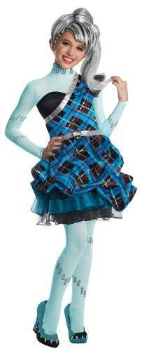 Monster High モンスターハイ フランキーシュタイン コスチューム Sweet 1600 Deluxe Frankie Stein Costume