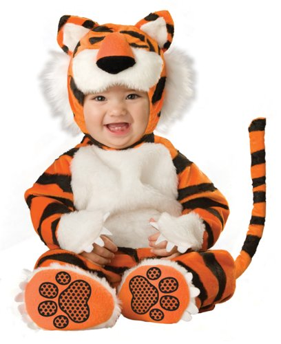 Lil Characters 赤ちゃんタイガー コスチューム Newborn Tiger Deluxe Costume