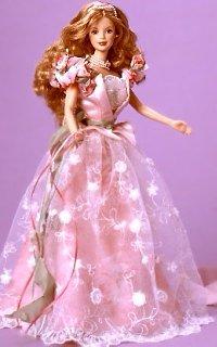 バービー 1999年 ビンテージモデル フィギュア Barbie Collectibles - Rose Barbie