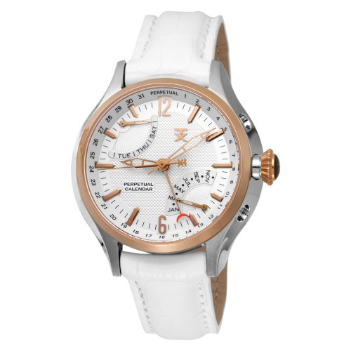 TX 男女兼用腕時計 Unisex T3C255 300 Series Perpetual Calendar Stainless Steel Watch