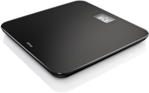 Withings Wireless Scale WS-30 iPhone対応ヘルスメーター ブラック