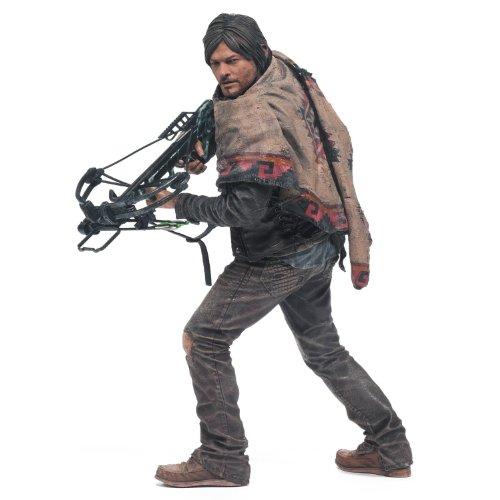 McFarlane Toys マクファーレン・トイズ ウォーキングデッド アクションフィギュア The Walking Dead TV Daryl Dixon 10インチ Deluxe Action Figure