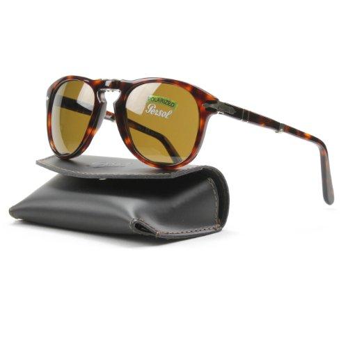 Persol ペルソール サングラス PO0714 Havana/ Polarized Brown Size 52mm Sunglasses