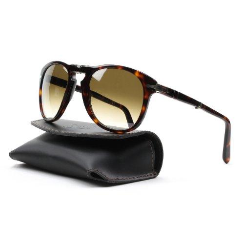 Persol ペルソール サングラス Sunglasses 0714-2451 Havana 54mm
