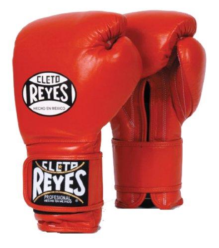 Cleto Reyes クレト・レイエス(レイジェス) ボクシング グローブ Hook & Loop Training Gloves - Velcro レッド