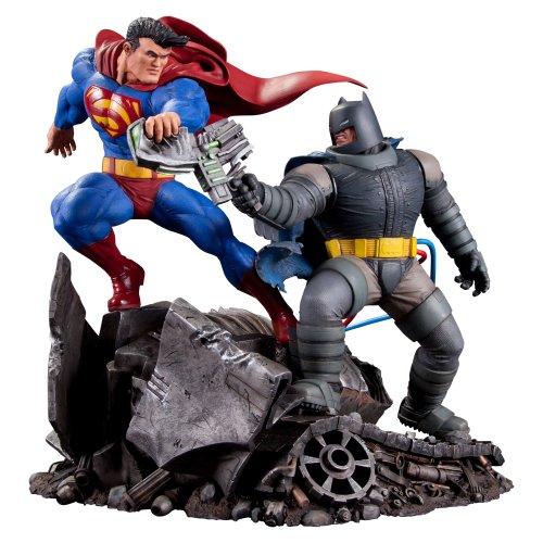 DCコレクティブ バットマン ダークナイト リターンズ スーパーマンVSバットマン フィギュア(DC Collectibles The Dark Knight Returns: Superman Vs. Batman)