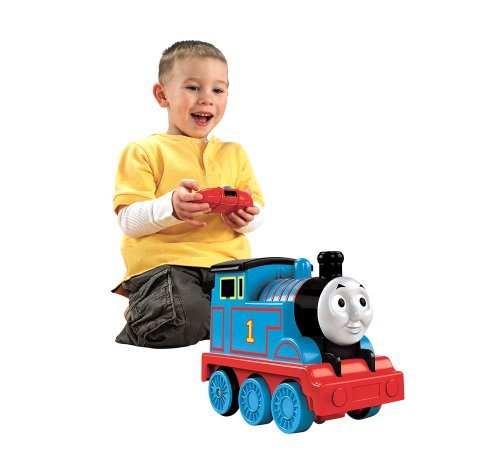 きかんしゃトーマス ラジコン Thomas & Friends: Preschool Steam 'n Speed R/C Thomas