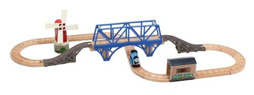 きかんしゃトーマス 木製レール Thomas And Friends Wooden Railway - Steaming Around Sodor Battery Powered Set