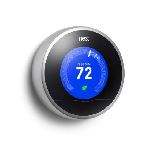 ネスト ラーニング サーモスタット Nest Learning Thermostat - 2nd Generation T200577 結婚式引出物 プレゼント 特価