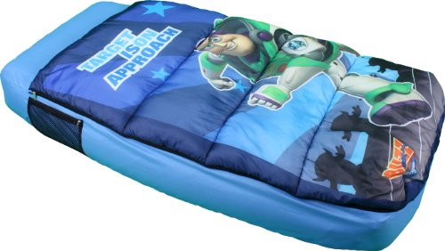 Disney Toy Story EZ Bed with Sheet, and Comforter