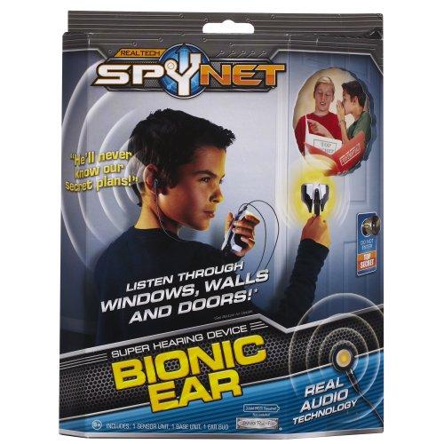 スパイネット バイオニック イヤー Spy Net: Bionic Ear