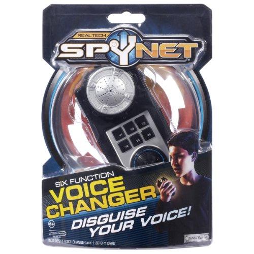 スパイネット シークレット ボイスチェンジャー Spy Net: Secret Identity Voice Changer