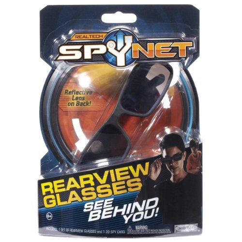 スパイネット リア ビュー グラス Spy Net: Rear View Glasses