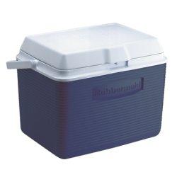 ラバーメイド 収納ボックス クーラーボックス 24クォート(22.7リットル) Rubbermaid 24-Quart Ice Chest Cooler, Blue