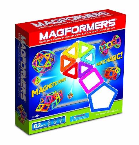 高質 マグフォーマー Piece エクストリーム 62 FXセット 62ピース Magformers Magnetic Set Building Construction Set - 62 Piece Extreme FX Set, バカラ専門店 リビングウェルデ:ca0dfd18 --- canoncity.azurewebsites.net