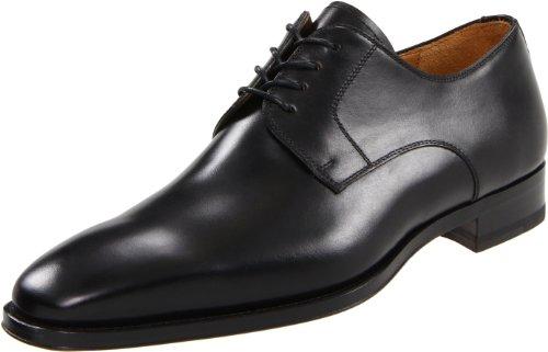 マグナーニ メンズ 紳士用 革靴 ブラック Magnanni Men's Colo Lace-Up,Catania Black