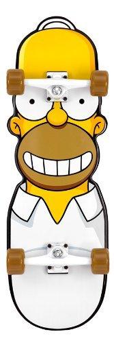 正規激安 サンタクルーズ スケートボード Santa スケボー シンプソン Santa Cruz Simpsons Cruz The (10.1 Homer Cruzer Skateboard (10.1 X 31.7-Inch), 天然石ジュエリーハッピーエイト:bf244632 --- canoncity.azurewebsites.net