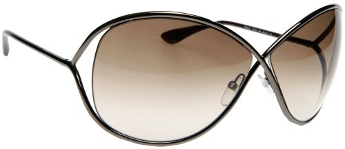 Tom Ford Miranda トムフォード ミランダ サングラス FT0130 Sunglasses-36F Shiny Bronze (Gradient Bronze Lens)-68mm