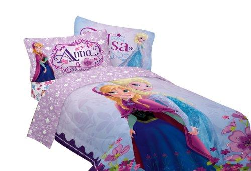 Disney ディズニー アナと雪の女王 162 × 218cm 掛け布団 Frozen Celebrate Love Comforter