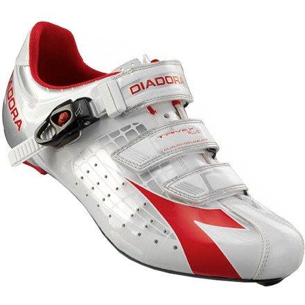 Diadora Trivex Plus ディアドラ トリベックス プラス メンズシューズ Shoes Silver/White/Red