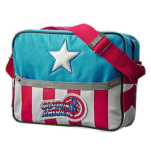 Captain America Collection キャプテンアメリカコレクション メッセンジャーバッグ Messenger Bag