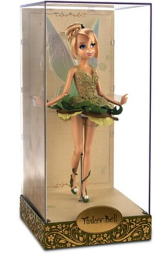 Disney ディズニー 限定 ティンガーベル フィギュア Limited Tinkerbell Doll LE of 4000