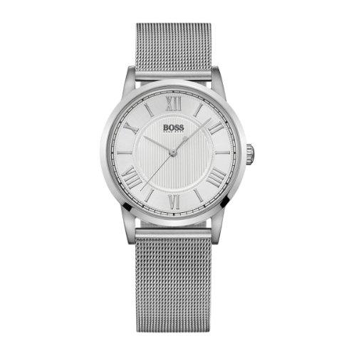 ヒューゴ・ボス レディース 腕時計 Hugo Boss Damen-Armbanduhr Analog Quarz 1502258