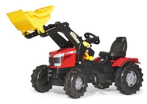 Rolly Toys ロリートイズ フロントローダー トラクター Massey Ferguson 8650 Tractor with Frontloader