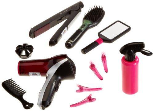 テオクライン ブラウン ヘアスタイリングセット Theo Klein Mega Braun Hairstyling Set