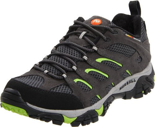 Merrell メレル メンズ モアブ ベンチレーター Moab Ventilator Shoe,Granite/Kryptonite