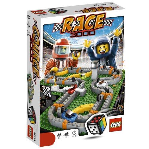 本物品質の レゴ レゴ レーサー 3839LEGO レーサー 3000 Race 3000, タツタムラ:2deba7d2 --- bungsu.net