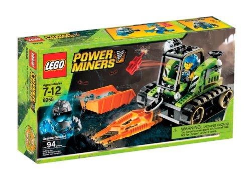 【現金特価】 レゴ 8958 レーサー パワーマイナーズ LEGO LEGO Power Miners Granite Miners Grinder 8958, Nfurniture:d7fb5ace --- mediplusmedikal.com